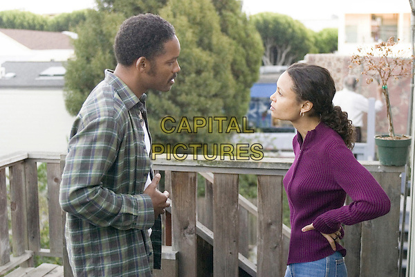 Will Smith & Thandie Newton .in The Pursuit of Happyness.Happiness.*Filmstill - Editorial Use Only*.CAP/NFS.Supplied by Capital Pictures.