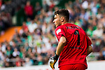 05.08.2017, Weser Stadion, Bremen, FSP, SV Werder Bremen (GER) vs FC Valencia (ESP) , <br /> <br /> im Bild | picture shows<br /> Jiri Pavlenka (SV Werder Bremen #1), <br /> <br /> Foto &copy; nordphoto / Rauch