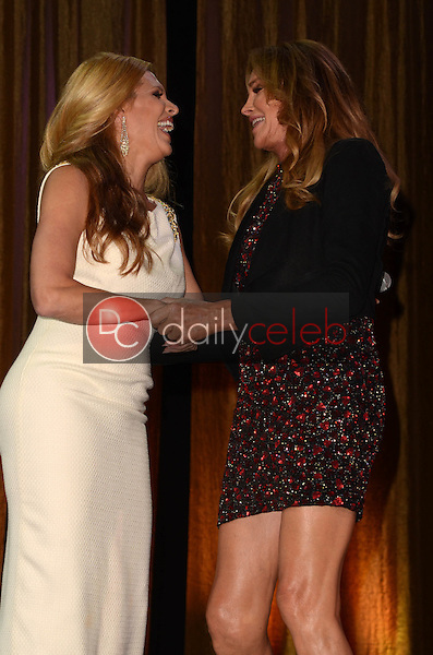 Candis Cayne, Caitlyn Jenner<br /> at the TransNation Miss Queen USA Pageant, Ace Hotel, Los Angeles, CA 10-22-16<br /> David Edwards/DailyCeleb.com 818-249-4998