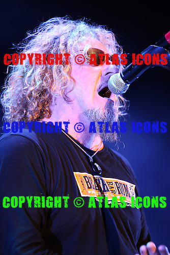 CHICKENFOOT; LIVE; 2012; NEIL ZLOZOWER
