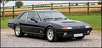 Start her up! - 'Keefs' family Ferrari for sale.