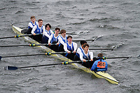 Crew: 104  Bedford Sch  Event: School J16 1st eights<br /> <br /> Schools' Head of the River 2017<br /> <br /> To purchase this photo, or to see pricing information for Prints and Downloads, click the blue 'Add to Cart' button at the top-right of the page.