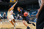 KATY- MARCH 14: University Central Arkansas v Sam Houston State University at Merrell Center in Katy on March 14, 2019 at Southland Conference Basketball Championship. (Photo by Rick Yeatts)