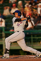 Catcher Francisco Pena of the St. Lucie Mets during the game against the Daytona Beach Cubs at Jackie Robinson Ballpark on May 25, 2011 in Daytona Beach, Florida. Photo by Scott Jontes / Four Seam Images