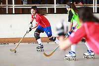 Hockey Patin 2014 Marcianitas vs Metropolitana