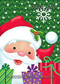 Janet, CHRISTMAS SANTA, SNOWMAN, WEIHNACHTSMÄNNER, SCHNEEMÄNNER, PAPÁ NOEL, MUÑECOS DE NIEVE, paintings+++++,USJS536,#x#