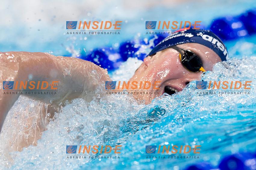 CHRISTIANSEN Henrik NOR<br /> London, Queen Elizabeth II Olympic Park Pool <br /> LEN 2016 European Aquatics Elite Championships <br /> Swimming<br /> Men's 1500m freestyle final  <br /> Day 10 18-05-2016<br /> Photo Giorgio Perottino/Deepbluemedia/Insidefoto