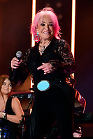 06 June 2019 - Nashville, Tennessee - Tanya Tucker. 2019 CMA Music Fest Nightly Concert held at Nissan Stadium. Photo Credit: Dara-Michelle Farr/AdMedia