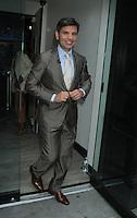 July 26, 2012 George Stephanopoulos host of  Good Morning America in New York City.Credit:&copy; RW/MediaPunch Inc. /NortePhoto.com<br /> <br /> **SOLO*VENTA*EN*MEXICO**<br /> <br />  **CREDITO*OBLIGATORIO** *No*Venta*A*Terceros*<br /> *No*Sale*So*third* ***No*Se*Permite*Hacer Archivo***No*Sale*So*third*&Acirc;&copy;Imagenes*con derechos*de*autor&Acirc;&copy;todos*reservados*.