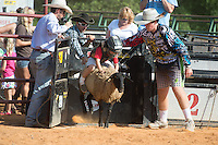 SEBRA - Chesterfield, VA - 8.28.2016 - Mutton Bustin'