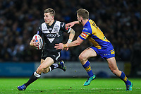 Picture by Alex Whitehead/SWpix.com - 29/09/2017 - Rugby League - Betfred Super League Semi-Final - Leeds Rhinos v Hull FC - Headingley Carnegie Stadium, Leeds, England - Hull FC's Jamie Shaul in action.