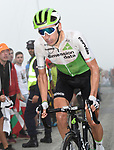 Igor Anton (ESP) Team Dimension Data on the final climb of Stage 17 of the La Vuelta 2018, running 157km from Getxo to Balc&oacute;n de Bizkaia, Spain. 12th September 2018.                   <br /> Picture: Colin Flockton | Cyclefile<br /> <br /> <br /> All photos usage must carry mandatory copyright credit (&copy; Cyclefile | Colin Flockton)