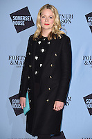 LONDON, UK. November 16, 2016: Cara Theobold at the launch of the Skate 2016 at Somerset House Ice Rink, London.<br /> Picture: Steve Vas/Featureflash/SilverHub 0208 004 5359/ 07711 972644 Editors@silverhubmedia.com