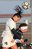 Clarkston at Lake Orion, Girls Varsity Soccer, 4/1/14