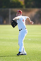 Jaxson Lucas (48), from Pelham, Alabama, while playing for the Nationals during the Under Armour Baseball Factory Recruiting Classic at Gene Autry Park on December 27, 2017 in Mesa, Arizona. (Zachary Lucy/Four Seam Images)