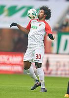 CAIUBY, FCA 30  <br /> FC AUGSBURG - VFB STUTTGART 0-1<br /> Football 1. Bundesliga , Augsburg, am 18.02.2018, 23.Match Day, Saison 2017/2018, 1.Liga, 1.Bundesliga, <br /> *** Local Caption *** © pixathlon +++ tel. +49 - (040) - 22 63 02 60 - mail: info@pixathlon.de