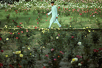 Shalimar Gardens in Lahore in 1996.