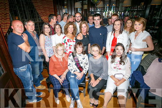 Lucy Spillane, castlegregory celebrating her 40th Birthday with family and friends at the Grand Hotel on Saturday