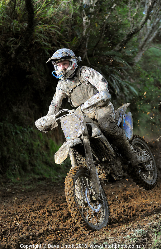 Adam Reeves. Cross-country Motocross championships final round at Urenui, Taranaki, New Zealand on Saturday, 14 May 2011. Photo: Dave Lintott / lintottphoto.co.nz