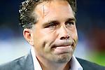 Nederland, Rotterdam, 15 september 2012.Eredivisie.Seizoen 2012-2013.Feyenoord-PEC Zwolle.Art Langeler, trainer-coach van PEC Zwolle