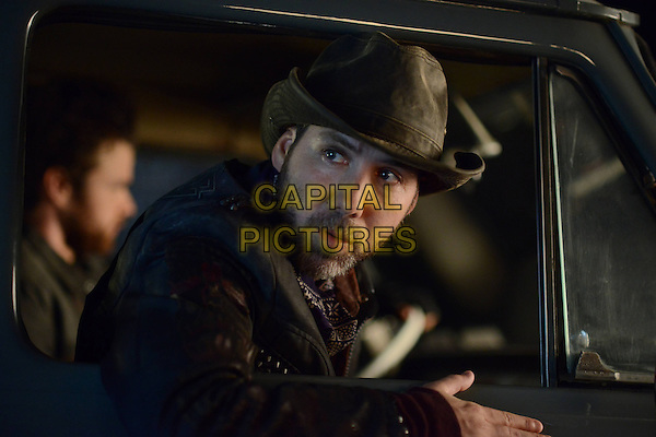 Gotham (2014&ndash; ) <br /> (Season 2, Episode 5, &quot;Scarification&quot;)<br /> Leo Fitzpatrick as Johnny<br /> *Filmstill - Editorial Use Only*<br /> CAP/KFS<br /> Image supplied by Capital Pictures