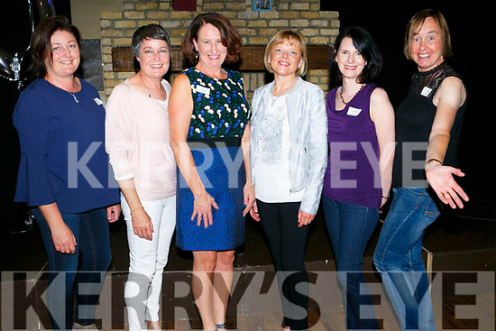 At the Balloonagh Secondary School Class of 1987 at The Ashe Hotel on Saturday were Olive Doyle, Christina Doyle, Caroline Roche, Patricia Phoenix, Marie Garvey, Oonagh Ryle