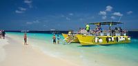 TAE- Klein Bonaire Island - No Name Beach Drift Snorkel & Water Taxi Excursion