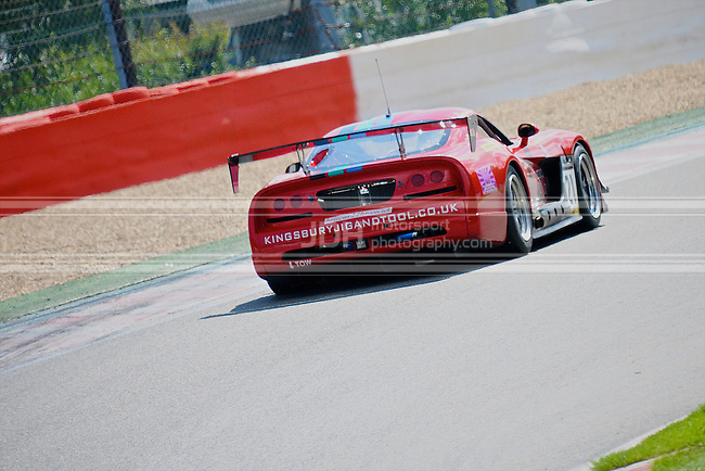 Craig Wilkins/Aaron Scott - GT3 Racing Dodge Viper Competition Coupe