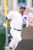 June 18th 2007:  Derek Lee of the Chicago Cubs during a game at Wrigley Field in Chicago, IL.  Photo by:  Mike Janes/Four Seam Images