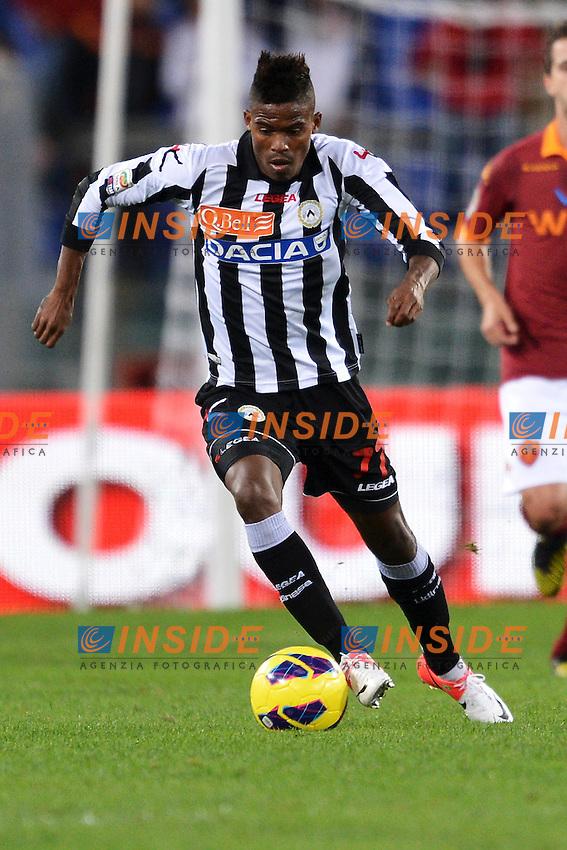 Maicosuel Udinese.Roma 29/102012 Stadio Olimpico.Football Calcio 2012/2013 Serie A.Roma Vs Udinese.Foto Insidefoto Andrea Staccioli
