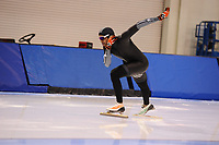 SPEEDSKATING: SALT LAKE CITY: 06-12-2017, Utah Olympic Oval, ISU World Cup, training, photo Martin de Jong