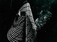 Räucherspirale, Vietnam 1991