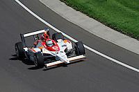 10-18 May 2008, Indianapolis, Indiana, USA. Milka Duno's Honda/Dallara.©2008 F.Peirce Williams USA.