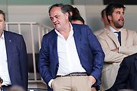 Real Sociedad's  President Jokin Aperribay during La Liga match. August 17,2019. (ALTERPHOTOS/Acero)<br /> Liga Spagna 2019/2020 <br /> Valencia - Real Sociedad<br /> Foto Alterphotos / Insidefoto <br /> ITALY ONLY