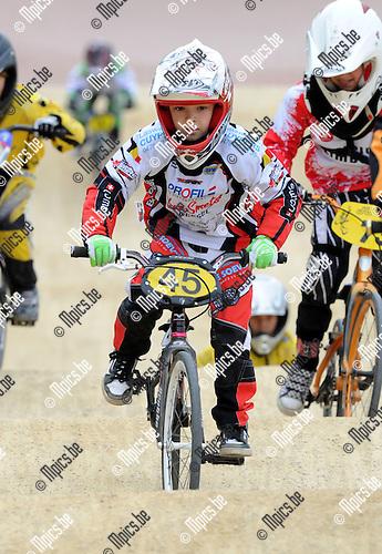 2011-05-29 / BMX / seizoen 2011 / Scott Jacobs - Team Dessel..Foto: Mpics