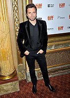 10 September  2018 - Toronto, Ontario, Canada. Sebastian Stan. &quot;Destroyer&quot; Premiere - 2018 Toronto International Film Festival at the Winter Garden Theatre. Photo Credit: Brent Perniac/AdMedia<br /> CAP/ADM/MJT<br /> &copy; MJT/ADM/Capital Pictures