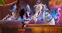 El Chupacabra (Jaime Camil) in Hotel Transylvania 3: Summer Vacation (2018) <br /> *Filmstill - Editorial Use Only*<br /> CAP/RFS<br /> Image supplied by Capital Pictures