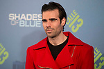 """Angel Caballero attends to the premiere of the new series of chanel Calle 13, """"Shades of Blue"""" at Callao Cinemas in Madrid. April 05, 2016. (ALTERPHOTOS/Borja B.Hojas)"""