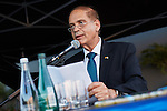 BERLIN, 8.9.2016. Magbit Summer Event 2016 des Keren Hayesod. SE Botschafter des Staates Israel Yakov hadas-Handeslman