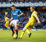 Ryan Jack and Steven Anderson