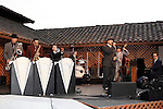 May 29, 2009:  Big Bad Voodoo Daddy .'Rhythm on the Vine' charity event to benefit Shriners Children Hospital held at  the Gainey Vineyard in Santa Ynez, California..Photo by Nina Prommer/Milestone Photo