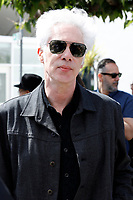 Jim Jarmusch at the 'The Dead Don't Die' photocall during the 72nd Cannes Film Festival at the Palais des Festivals on May 15, 2019 in Cannes, France