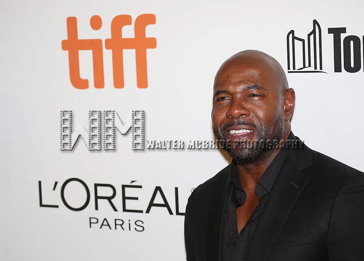 director Antoine Fuqua attends 'The Magnificent Seven' Red Carpet Gala Opening Night of the 2016 Toronto International Film Festival at TIFF Bell Lightbox on September 8, 2016 in Toronto, Canada.