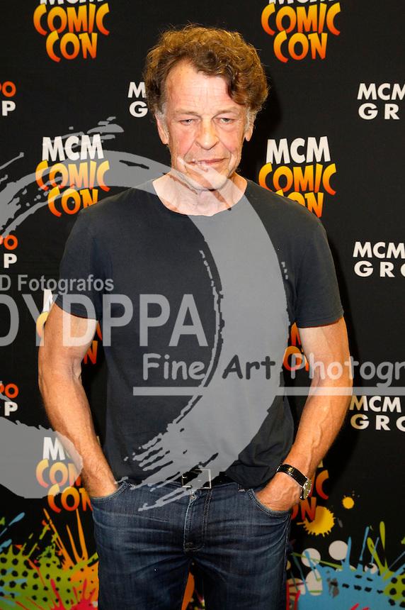 John Noble auf der MCM Hannover Comic Con in der Messehalle 2. Hannover, 04.06.2016