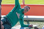 09.01.2020, Sportzentrum RCD Mallorca, Son Bibiloni, ESP, TL Werder Bremen -  Training Tag 07<br /> <br /> im Bild / picture shows <br /> <br /> Rehatraining von<br /> Ludwig Augustinsson (Werder Bremen #05)<br /> <br /> <br /> Foto © nordphoto / Kokenge
