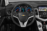 Car pictures of steering wheel view of a 2016 Chevrolet Cruze-Limited 2LT-Auto 4 Door Sedan Steering Wheel