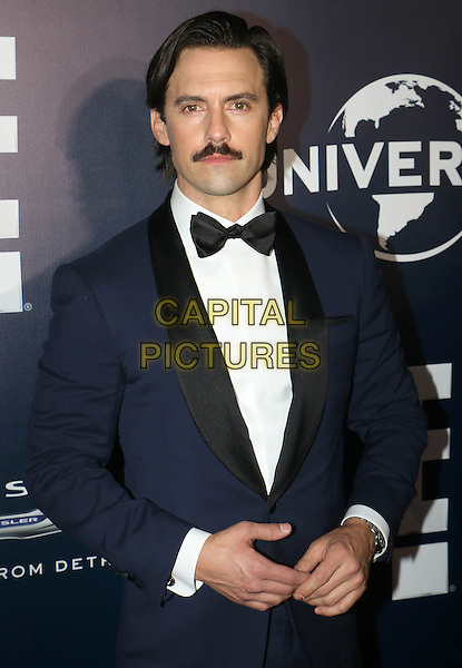 08 January 2017 - Beverly Hills, California - Milo Ventimiglia. NBCUniversal 74th Annual Golden Globe After Party with stars from NBC Entertainment, Universal Pictures, E! and Focus Features held at the Beverly Hilton Hotel. <br /> CAP/ADM/DL<br /> &copy;DL/ADM/Capital Pictures