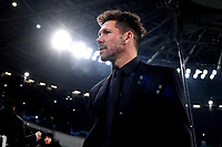 Diego Simeone coach of Atletico Madrid <br /> Torino 26/11/2019 Juventus Stadium <br /> Football Champions League 2019//2020 <br /> Group Stage Group D <br /> Juventus - Atletico Madrid <br /> Photo Andrea Staccioli / Insidefoto