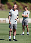 24.06.2019 Rangers training in Algarve: Gary McAllister