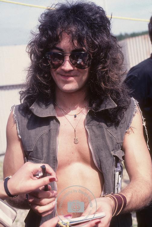 OZZY Jake E Lee, Donnington Monsters of Rock 1984 Donnington 1984